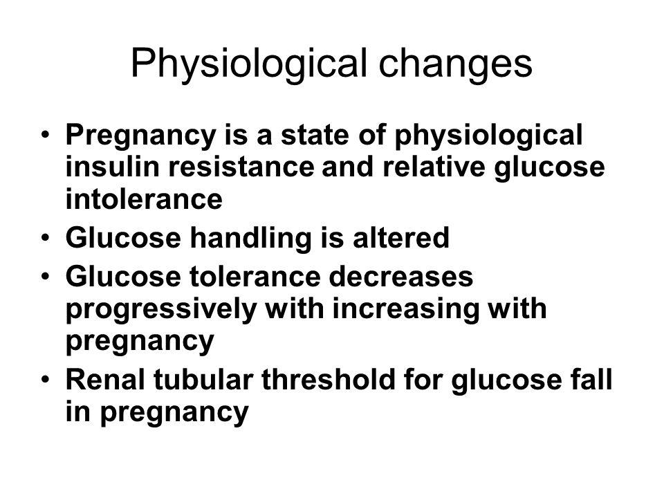 Diabetes in pregnancy Pre-existing diabetes Gestational diabetes Type 1 0.5% Type2 3-4% Pre-existing GDMTrue GDM -0.4%