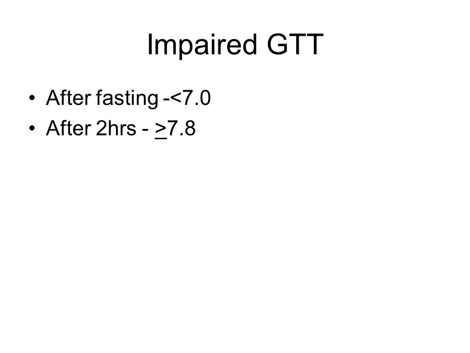 Medical Management To achieve normoglycemia Increase the frequency of home blood glucose monitoring Target fasting -3.5-5.4 mmol/Lit 7.8 mmol/Lit after postprandial
