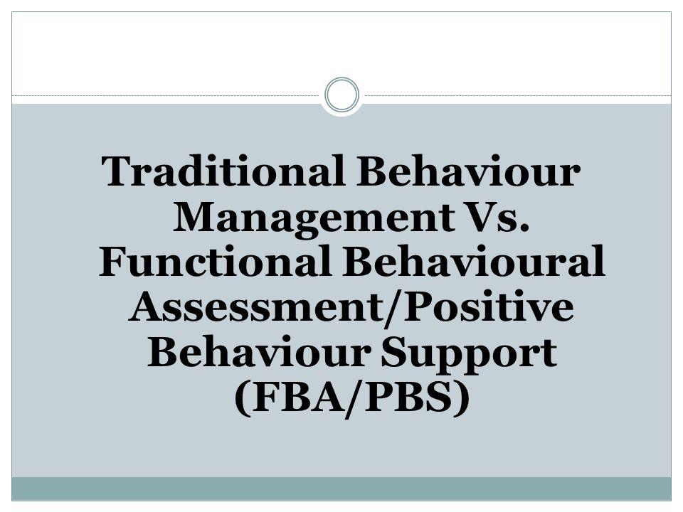 Remember… Behaviour is c...