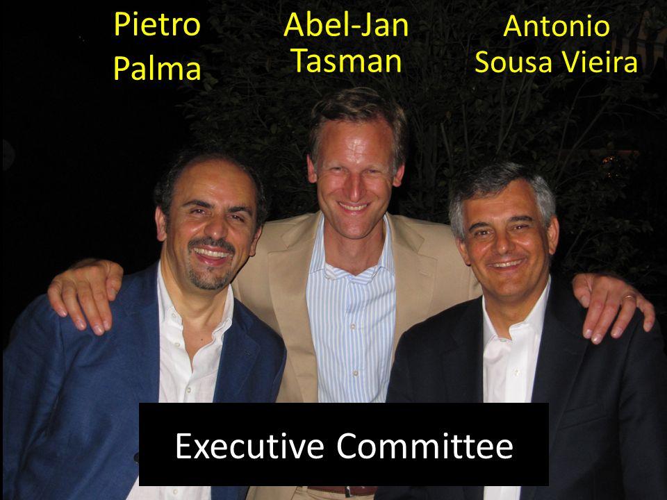 Pietro Palma Abel-Jan Tasman Antonio Sousa Vieira Executive Committee