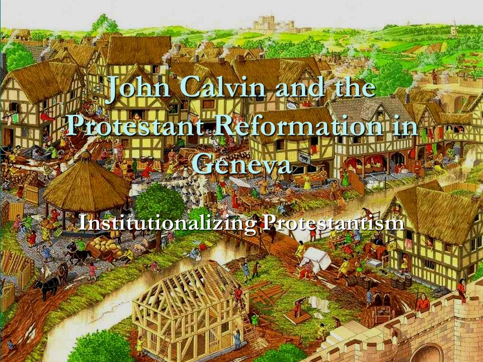 The Spread of Protestantism Protestantism spread rapidly in the early 16th century.