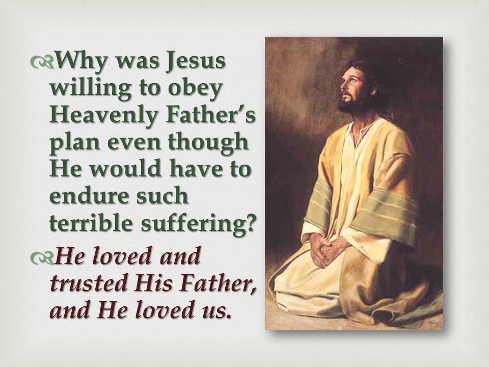 What did Jesus say as He prayed to Heavenly Father in the Garden of Gethsemane? Lets read MMMM aaaa tttt tttt hhhh eeee wwww 2 2 2 2 6666 :::: 3333 99