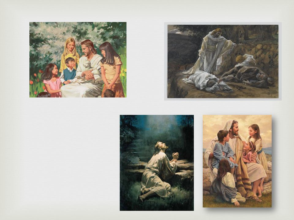 The lesson and scripture story are from lds.org. The lesson and scripture story are from lds.org. Images and clipart are from lds.org, Microsoft Offic