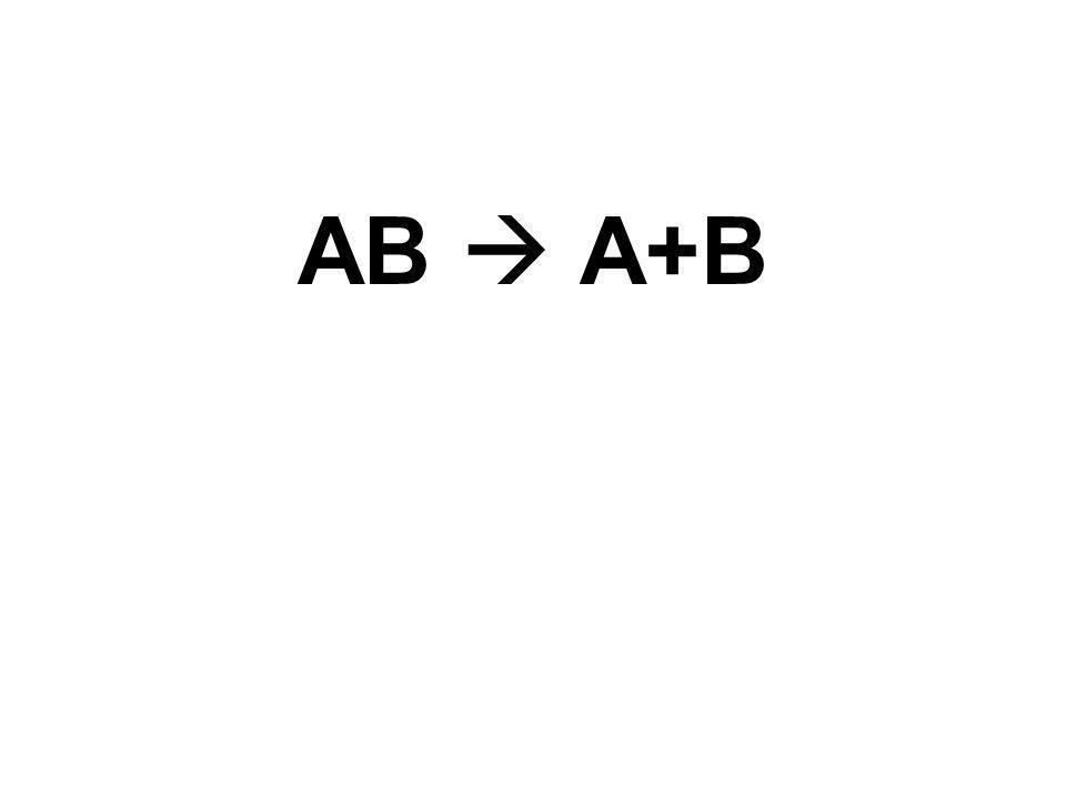 AB A+B