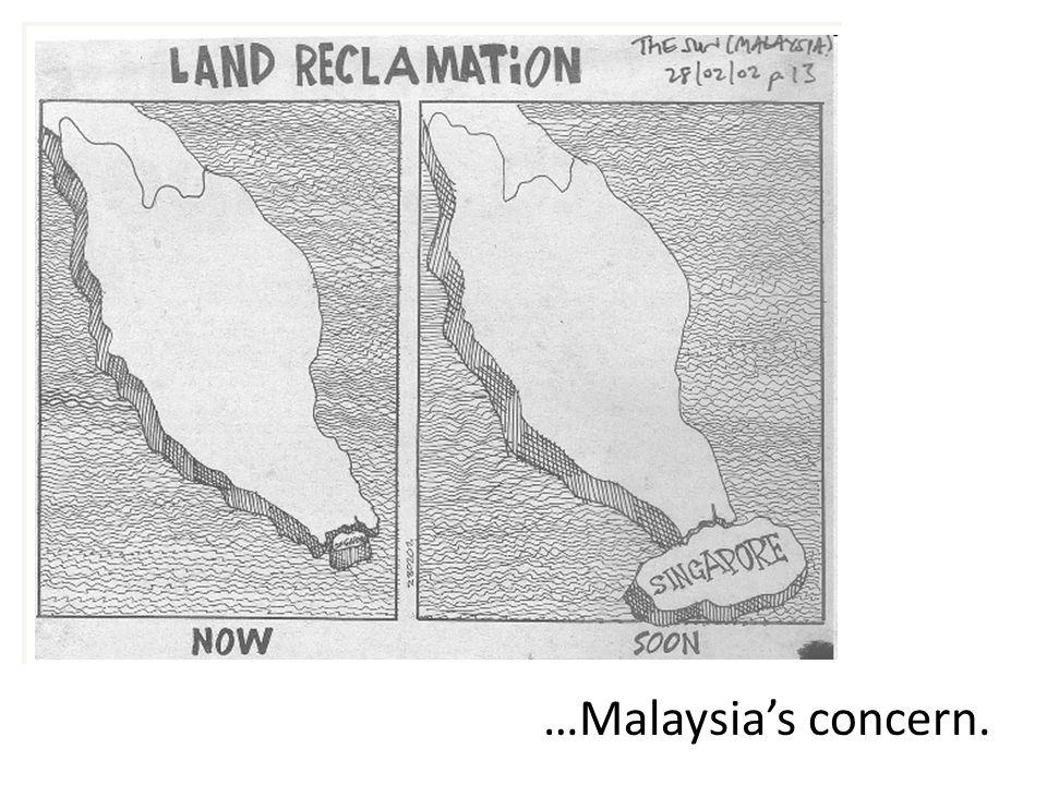 …Malaysias concern.