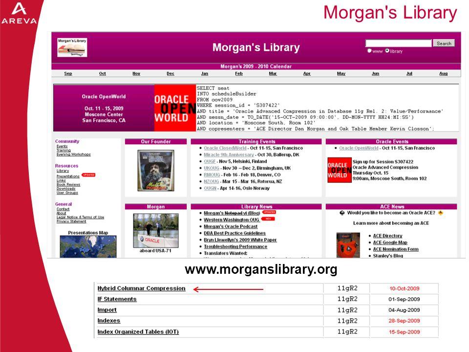 Daniel A. Morgan Morgan s Library www.morganslibrary.org