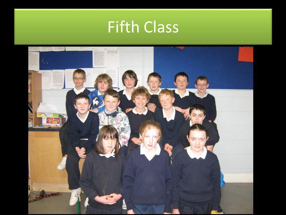 Fifth Class