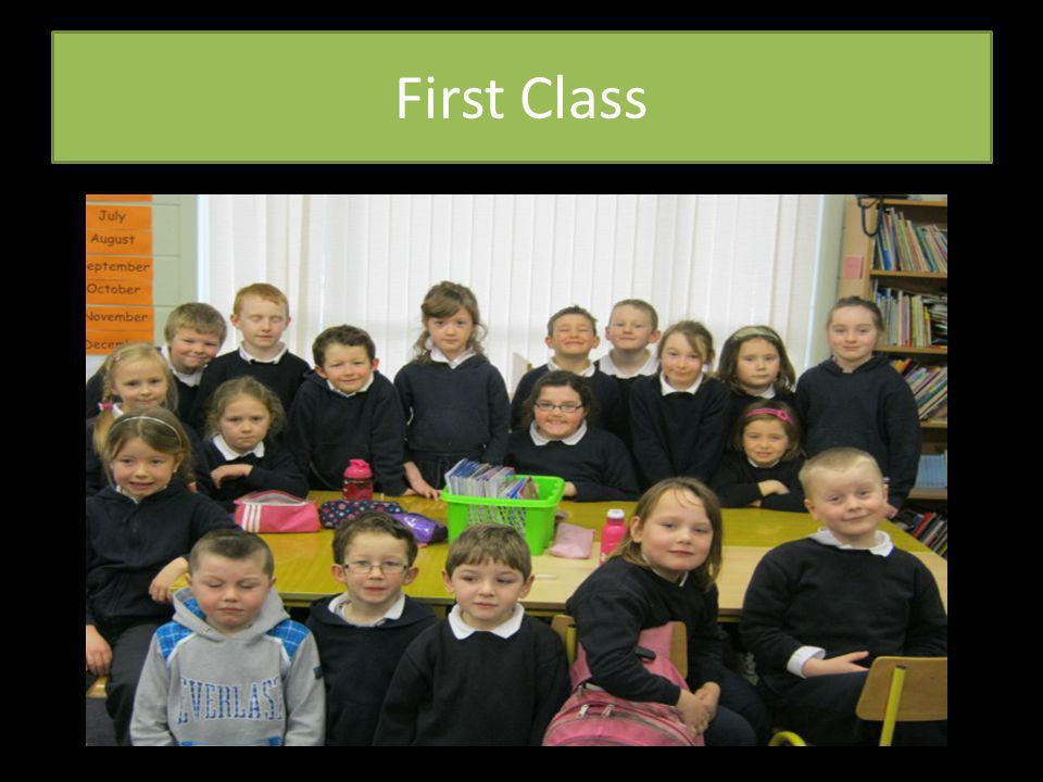 Monageer National School 1913-2012 was presented by Fifth and Sixth Classes