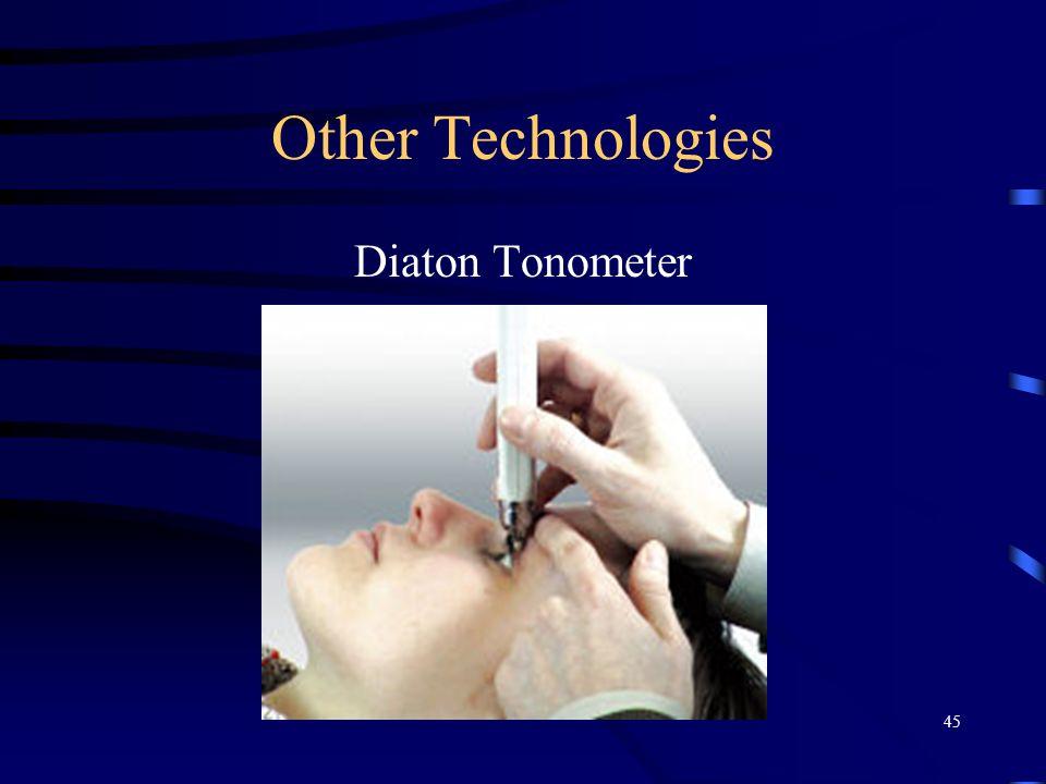 Other Technologies Diaton Tonometer 45