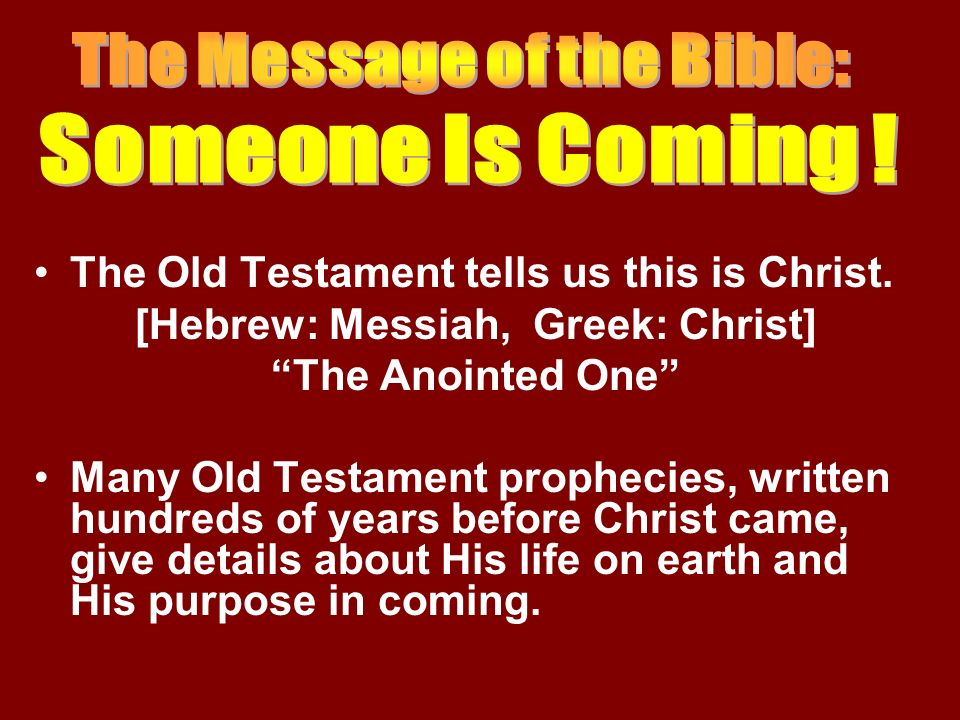 In the New Testament we see the fulfillment of these prophecies (e.g., Ps.
