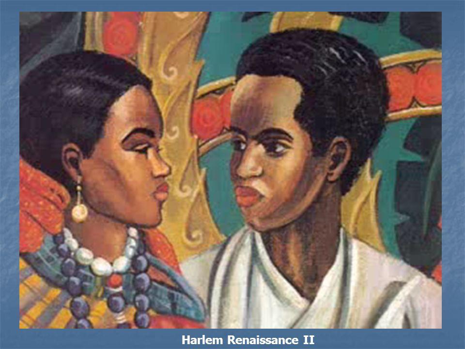 Harlem Renaissance II