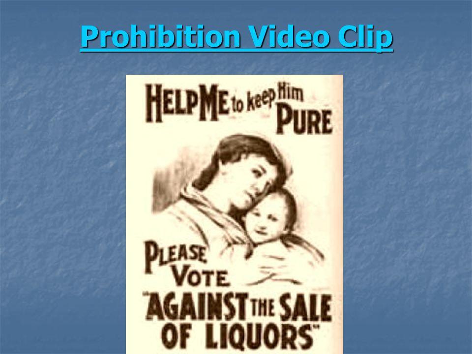 Video Clip Prohibition Video Clip