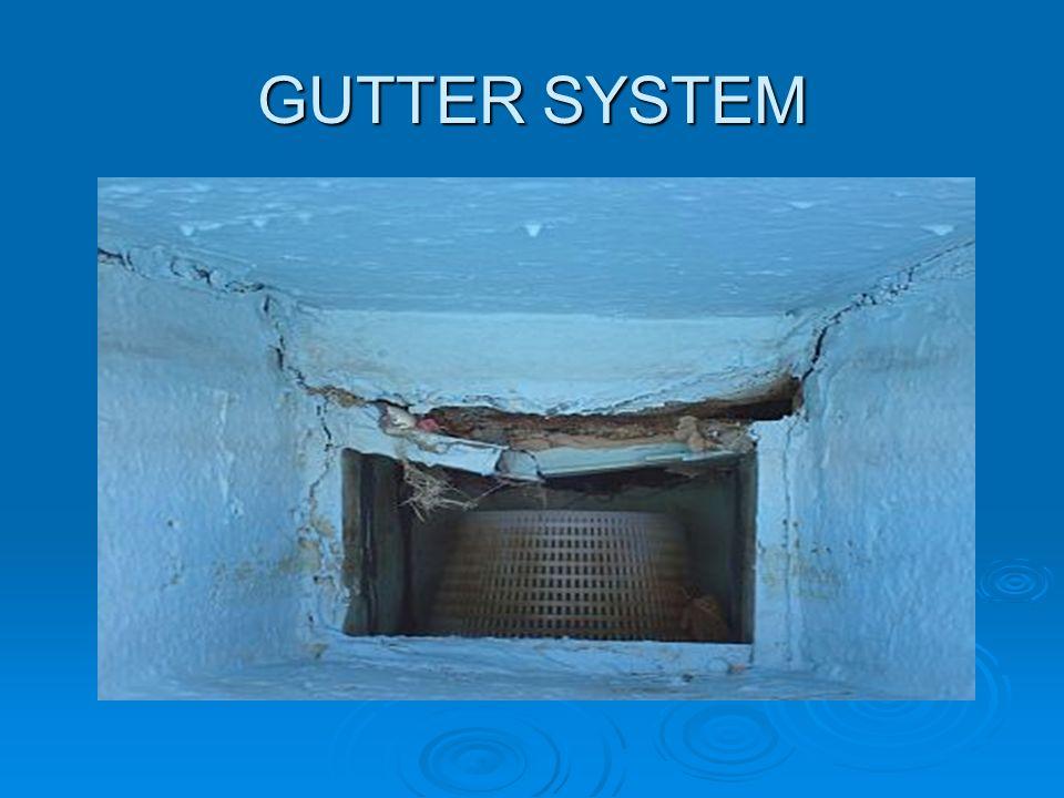 GUTTER SYSTEM