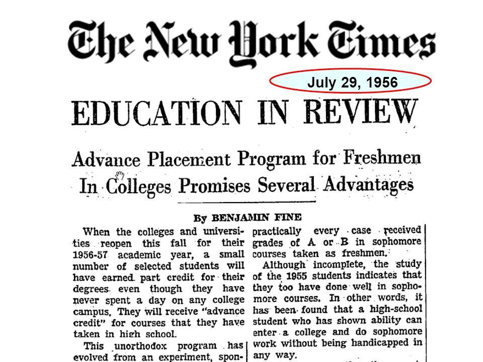 July 29, 1956