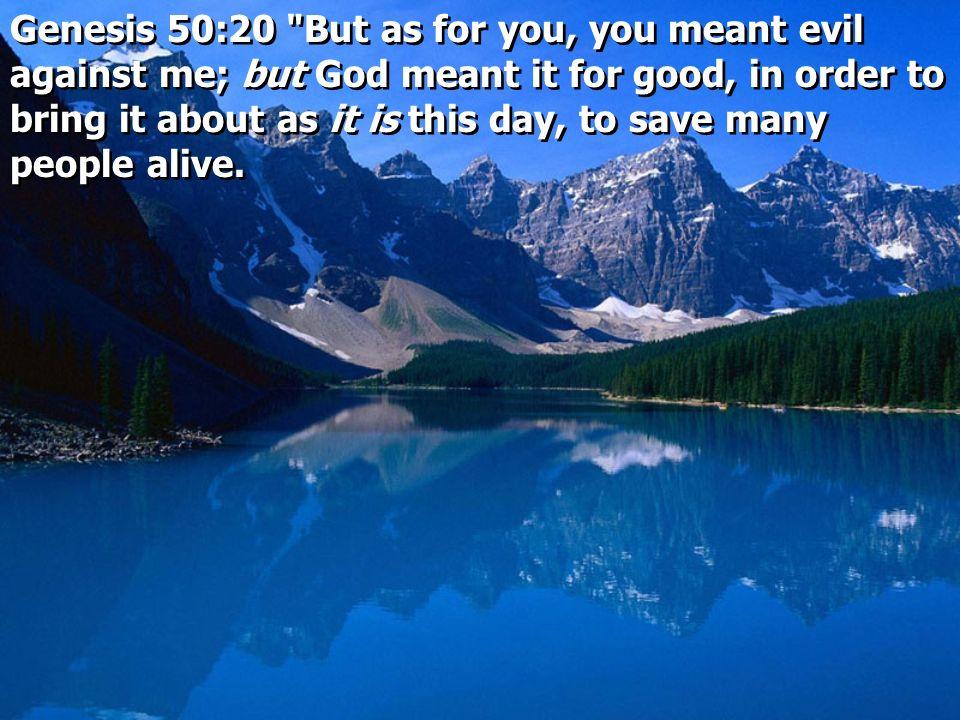 Genesis 50:20