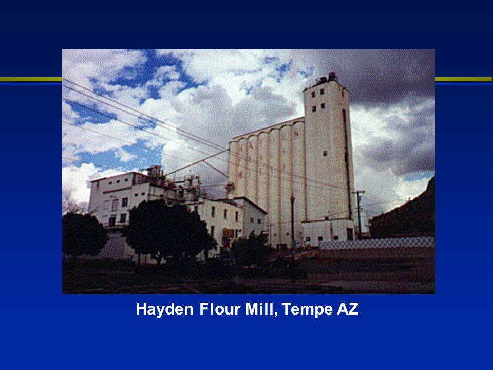 Hayden Flour Mill, Tempe AZ
