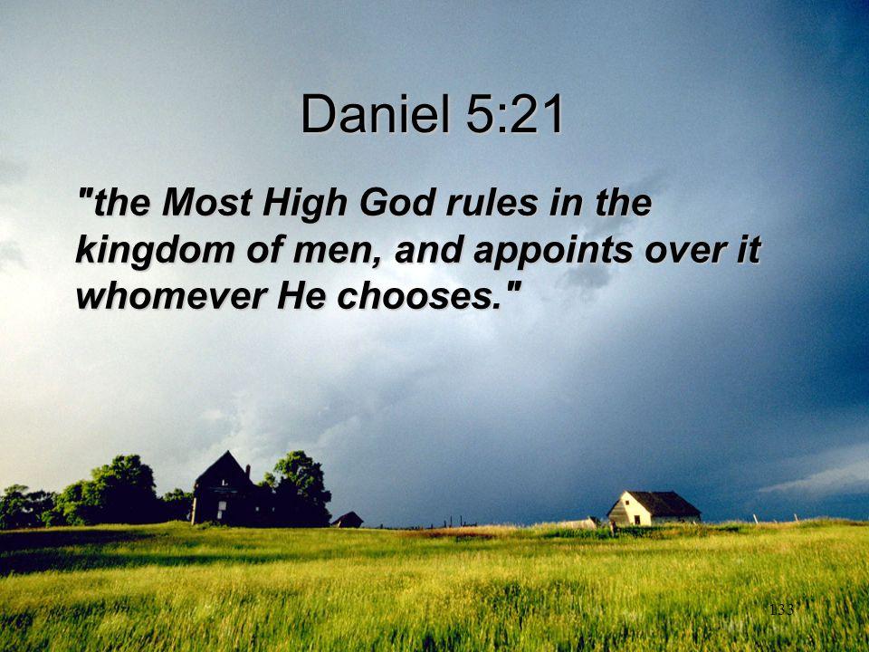 133 Daniel 5:21