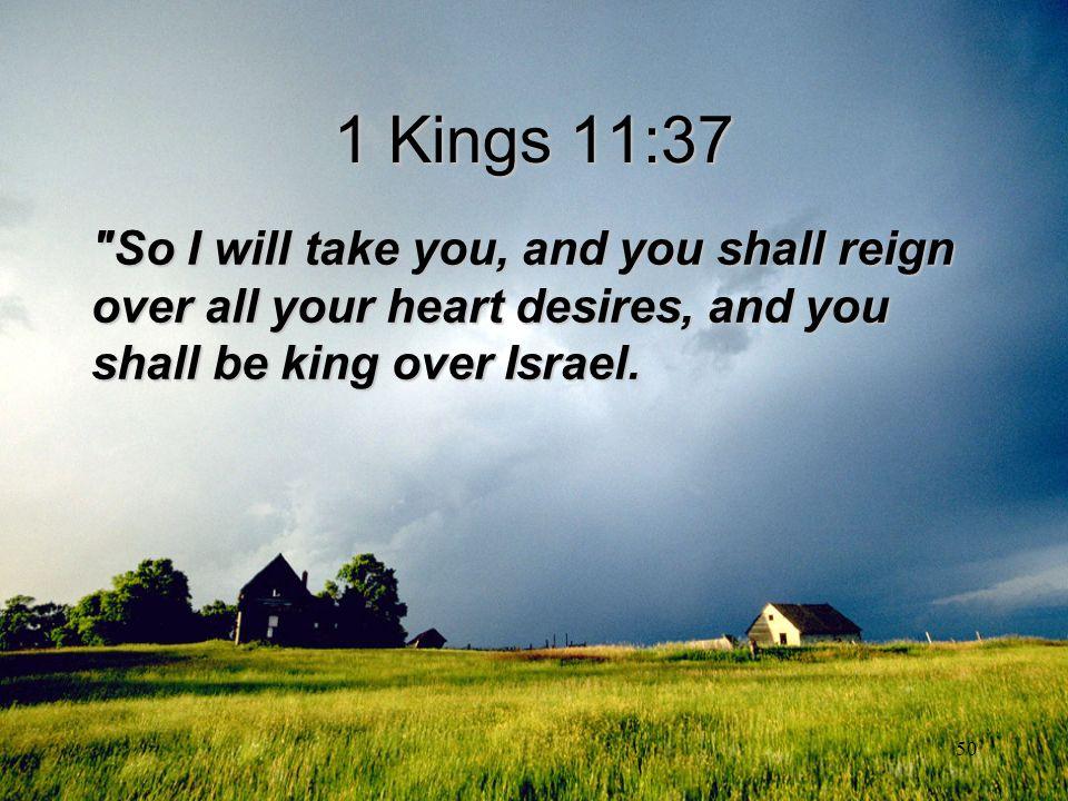 50 1 Kings 11:37