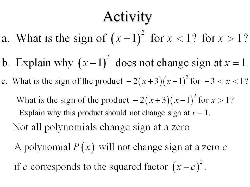 Find the zeros: