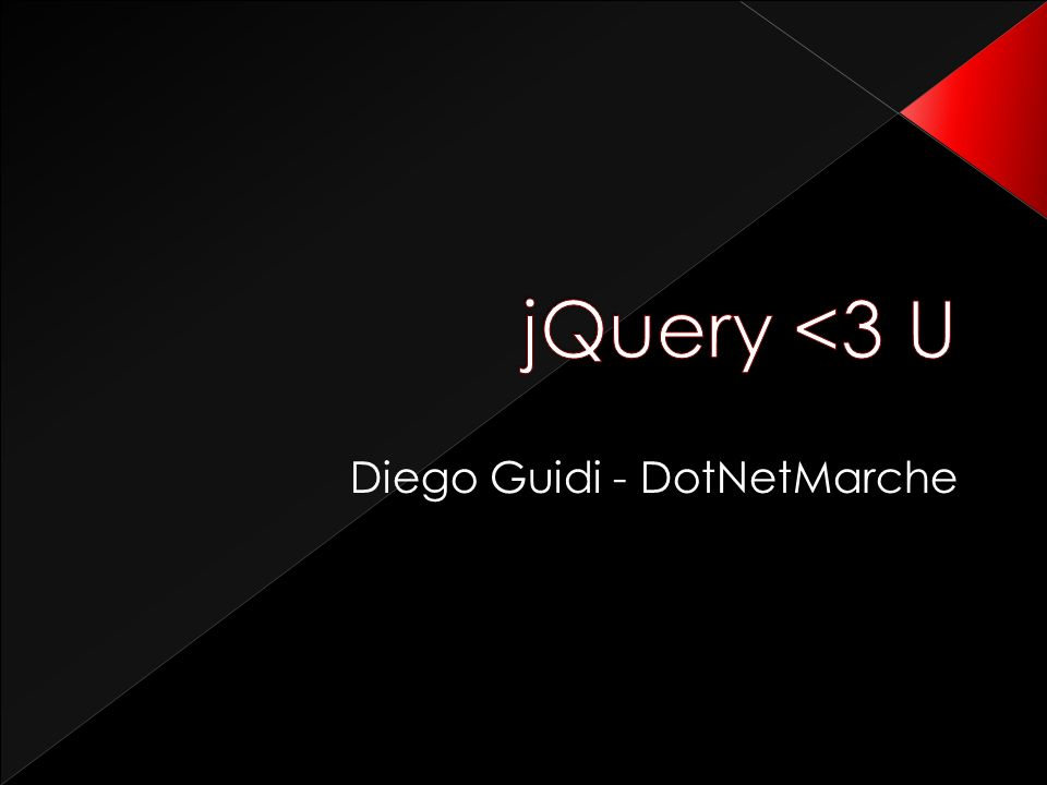 Diego Guidi - DotNetMarche