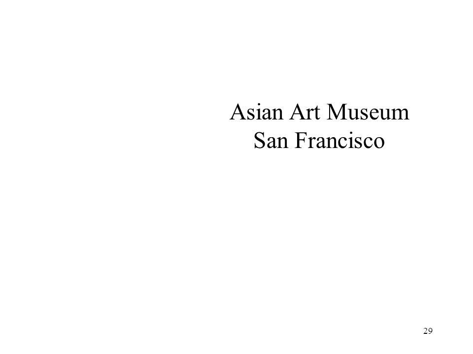 29 Asian Art Museum San Francisco