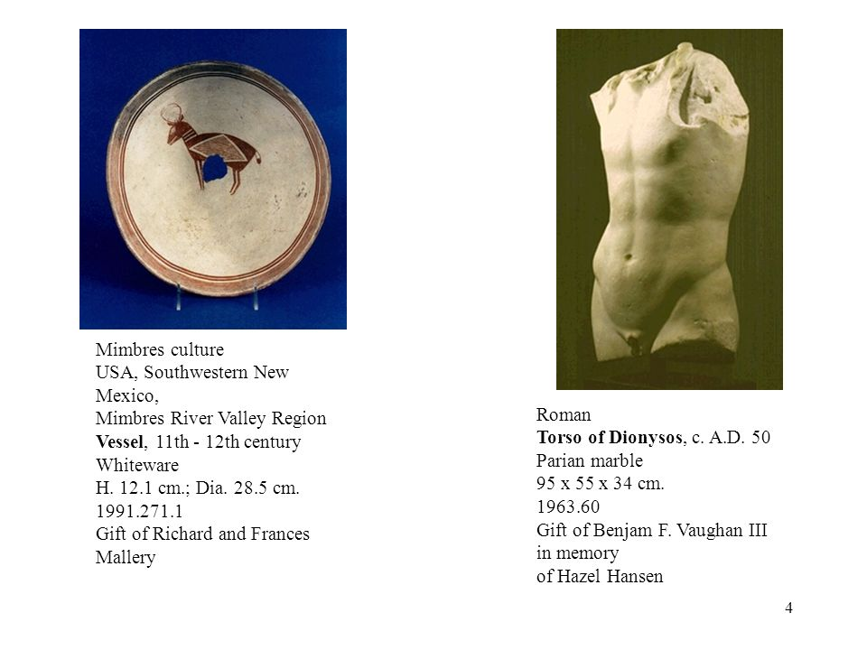 4 Mimbres culture USA, Southwestern New Mexico, Mimbres River Valley Region Vessel, 11th - 12th century Whiteware H.
