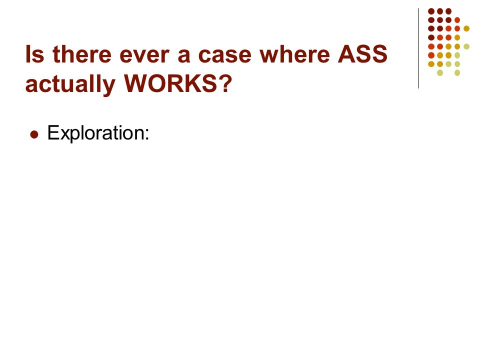 When can I use Law of Sines? If I have… AAS or ASA, always works! If I have… SAS or SSS, never works!
