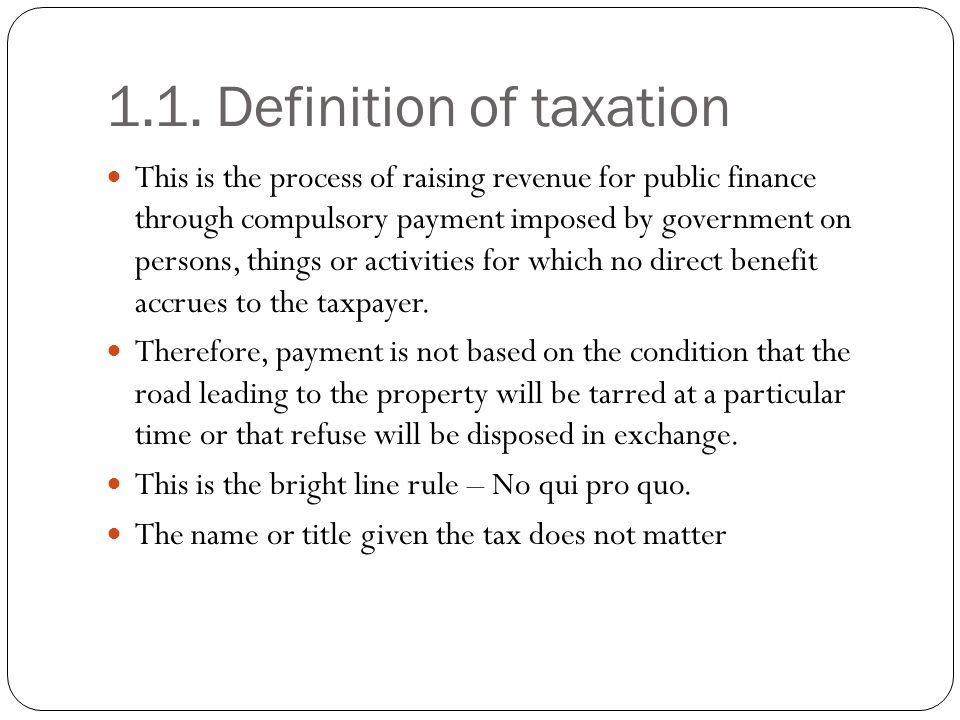Poser Is Land Use Charge a tax What of council tax in UK
