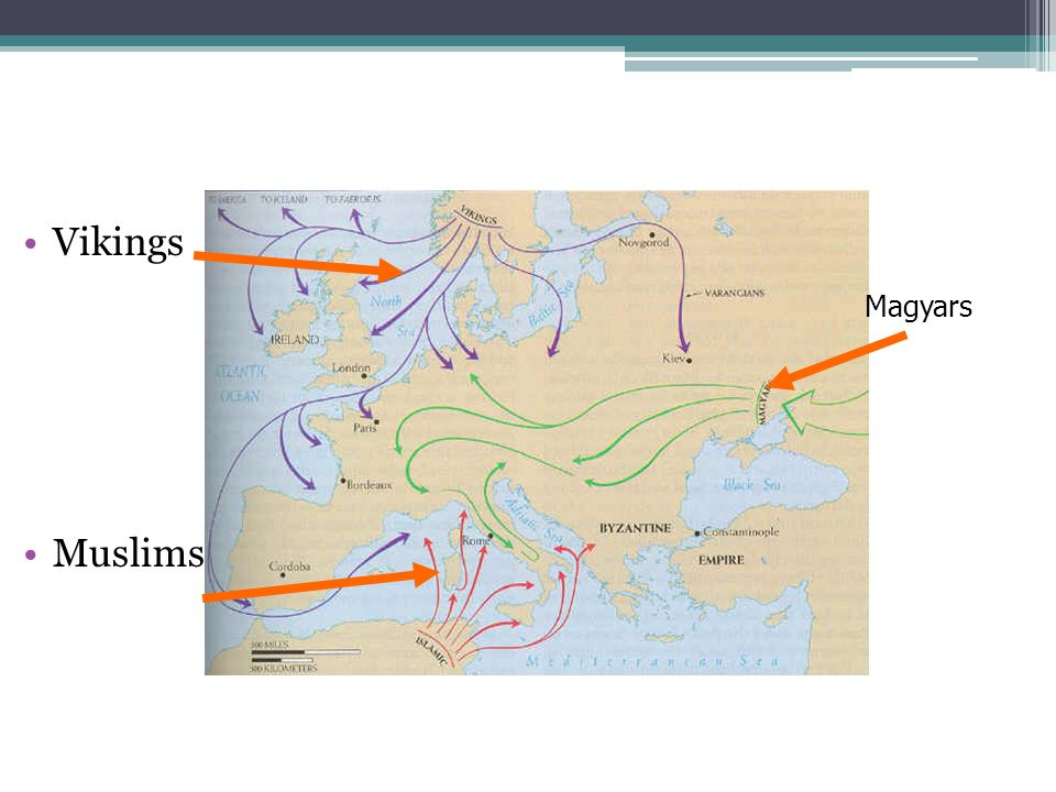 Vikings Muslims Magyars