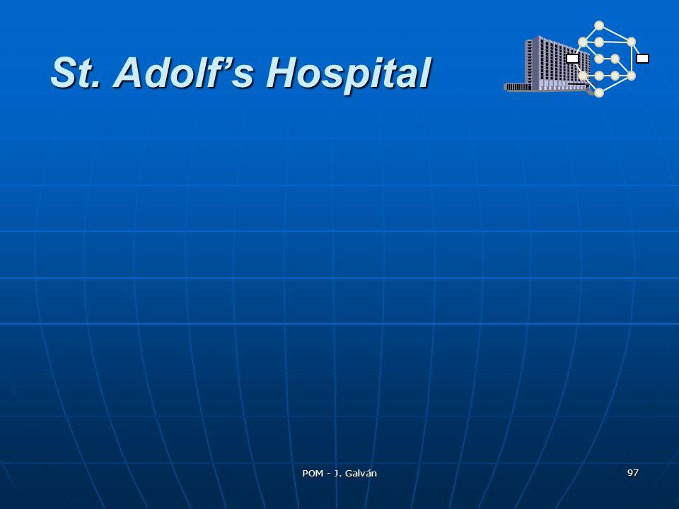 St. Adolfs Hospital 97 POM - J. Galván