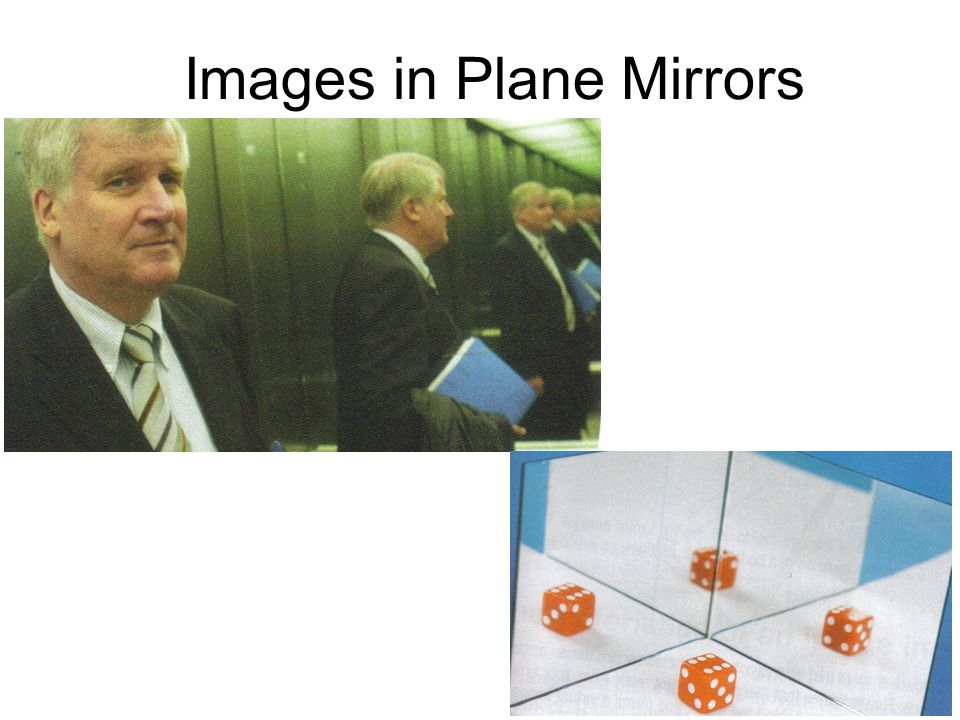 Properties of Images in Plane Mirrors Writing reflectively activity Object vs Image Distance