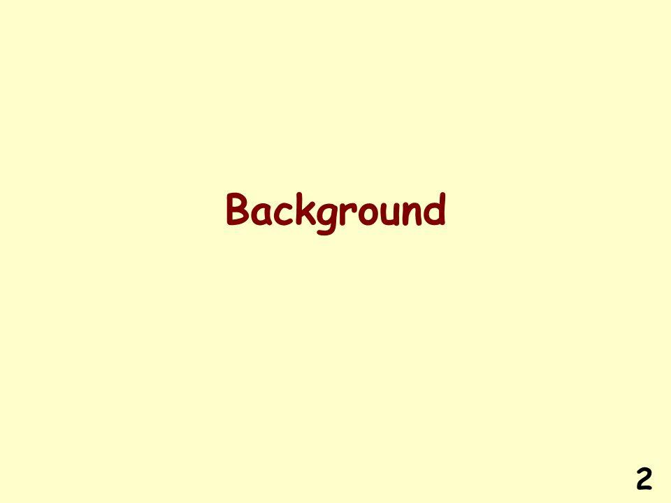 2 Background