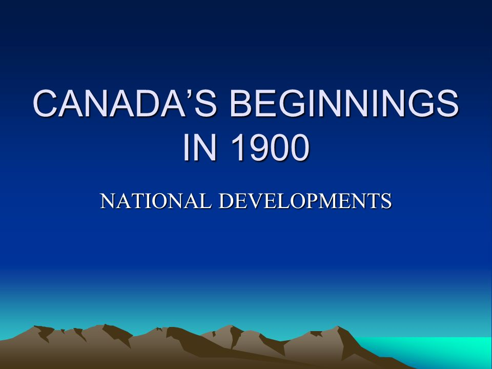 ECONOMIC BACKGROUND Natural resources were the greatest production area in Canada (for the most part it still is); Forestry, Mining, Fishing and Agriculture experienced growth in exports as the population of Canada grew and the needs of those in the U.S.
