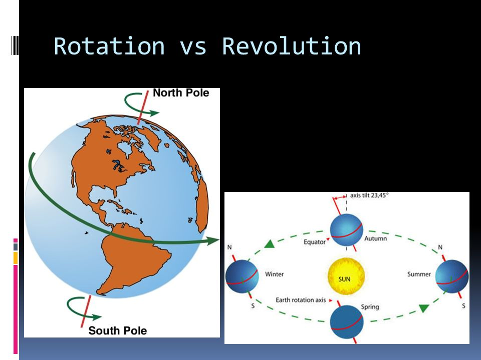 Checkup How many rotations of Earth take place in one revolution around the sun?