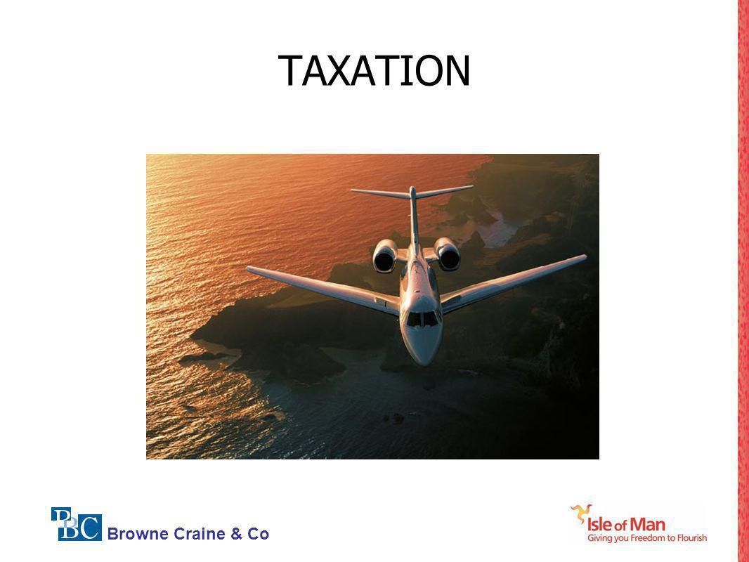 Browne Craine & Co TAXATION
