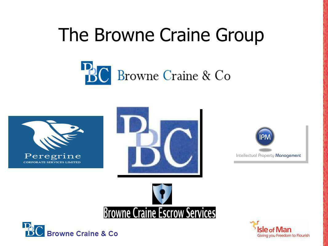 Browne Craine & Co The Browne Craine Group
