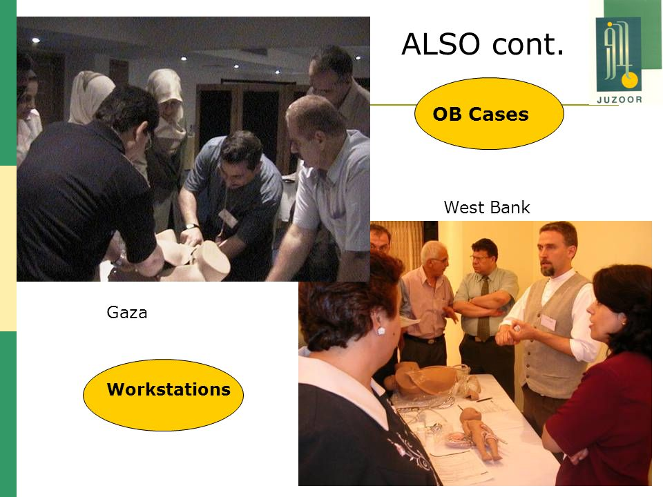 OB Cases Workstations West Bank Gaza ALSO cont.