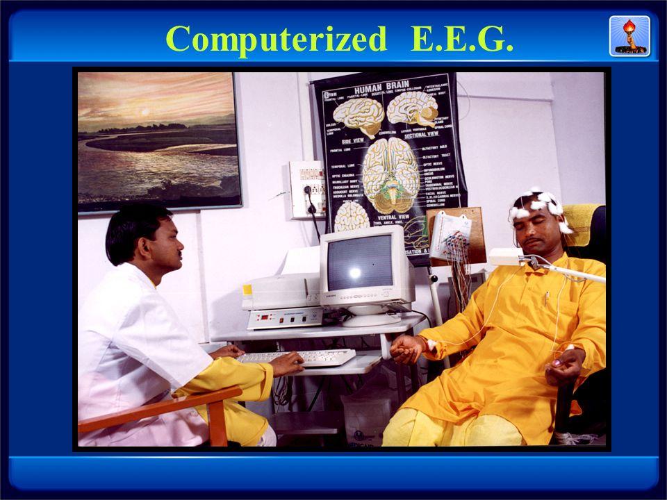 Computerized E.E.G.