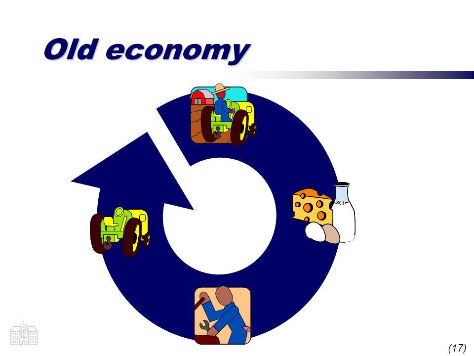 (17) Old economy