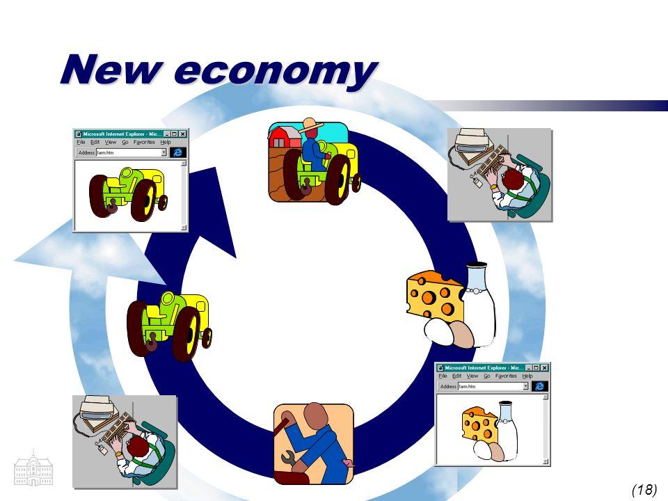 (18) New economy