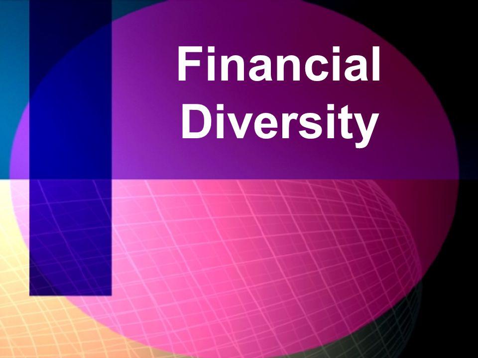 Financial Diversity