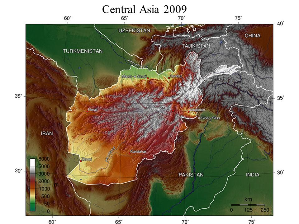 Given the history of unrest and resistance in Afghanistan, the complexity of the problems in the region, the variegated and confused goals to be achieved, ***Are we convinced that our endeavor will not suffer a similar fate to those those who came before us.