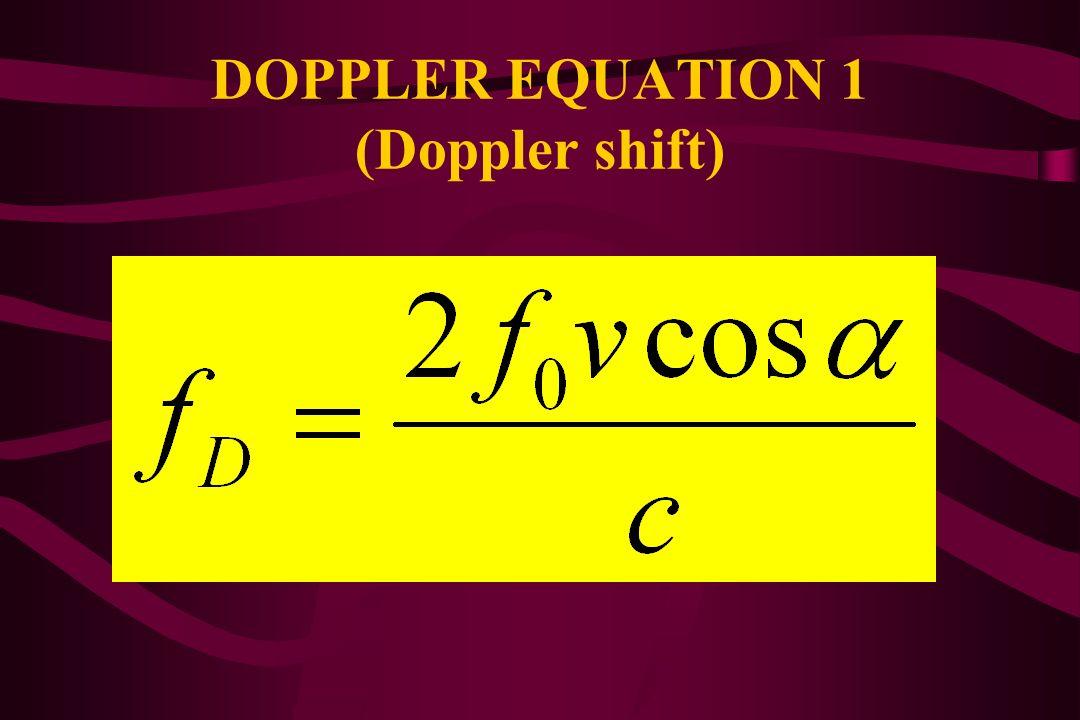 MILESTONES OF DOPPLER ULTRASOUND 1960 - CONTINUOUS WAVE DOPPLER (CWD) 1974 - PULSE WAVE DOPPLER (PWD) 1982 - TRANSCRANIAL DOPPLER (TCD) 1986 - COLOUR