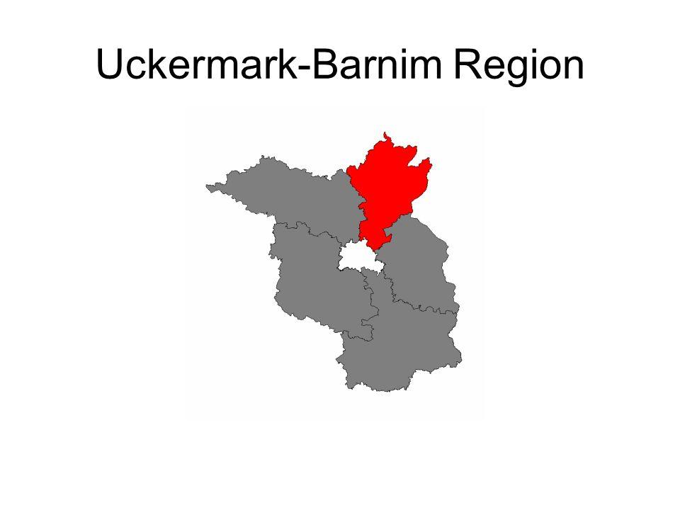 Uckermark-Barnim Region
