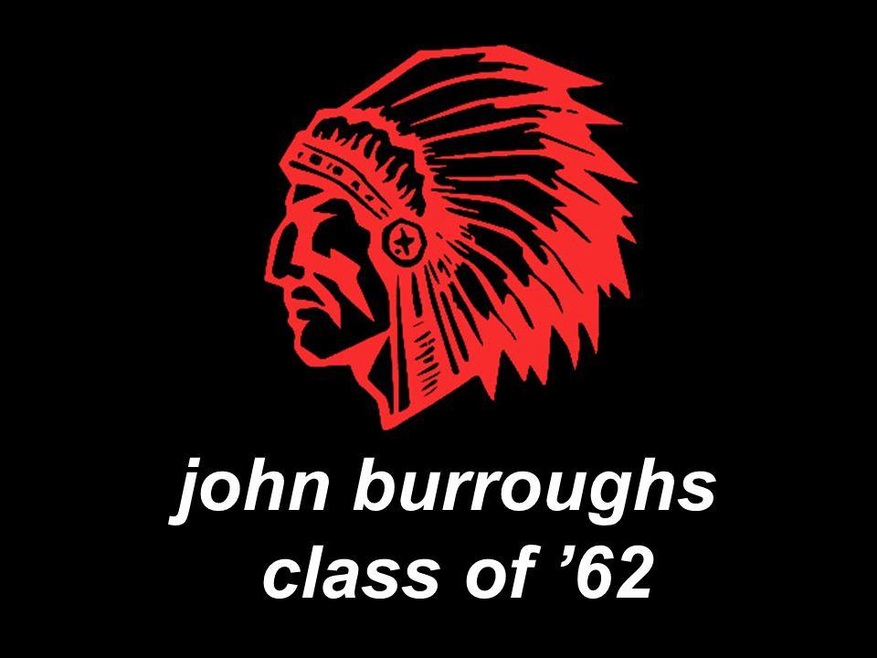 john burroughs class of 62