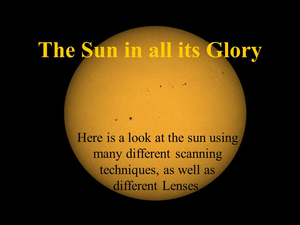 Life cycle of the sun 10 byo Gravity induced ball of gas 9 byo gravity has shaped the star As seen today 5 byo into the future, a super red giant