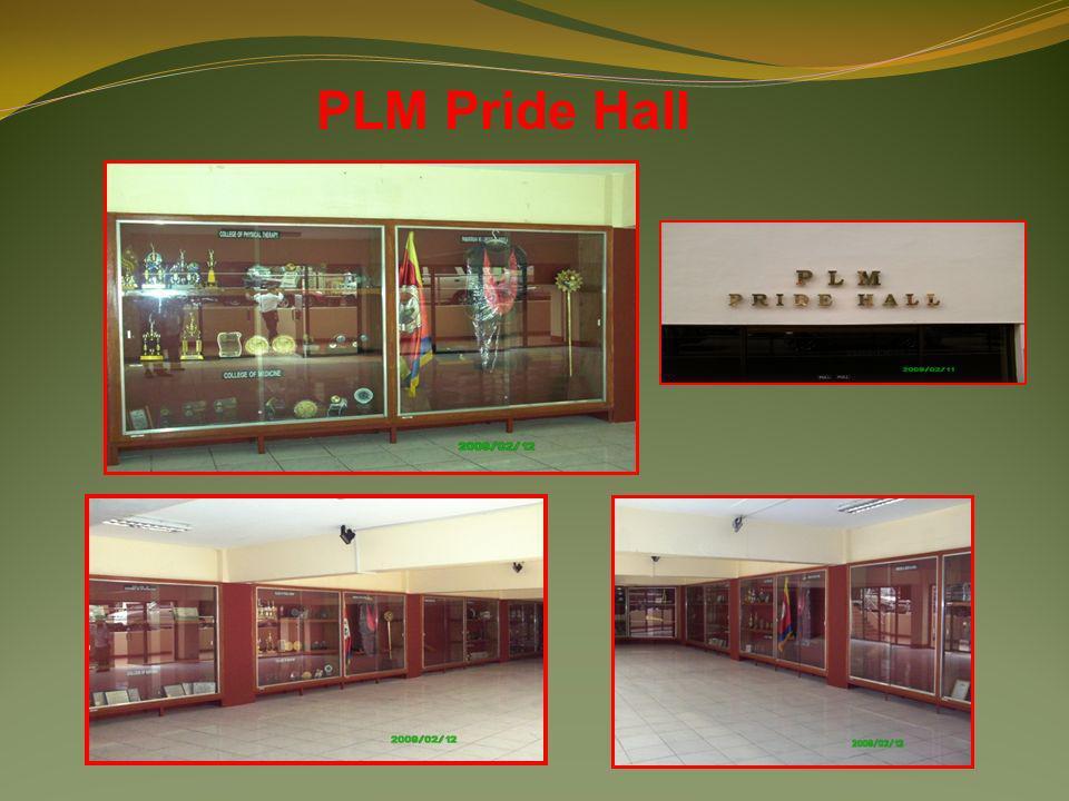 PLM Pride Hall