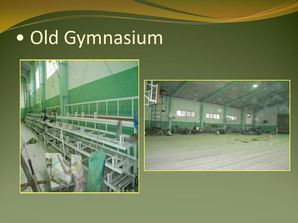 Old Gymnasium