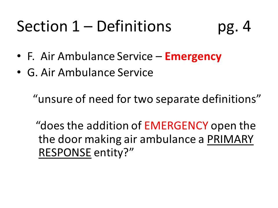 Section IV pg.18 C. 4. I.