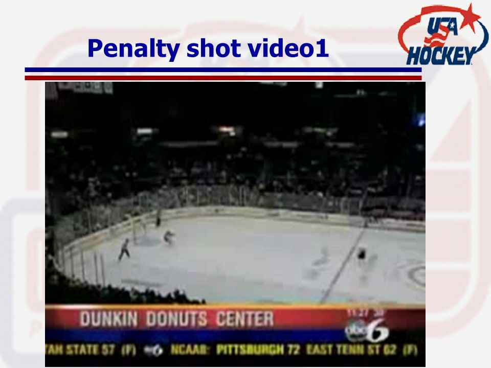 Penalty shot video1